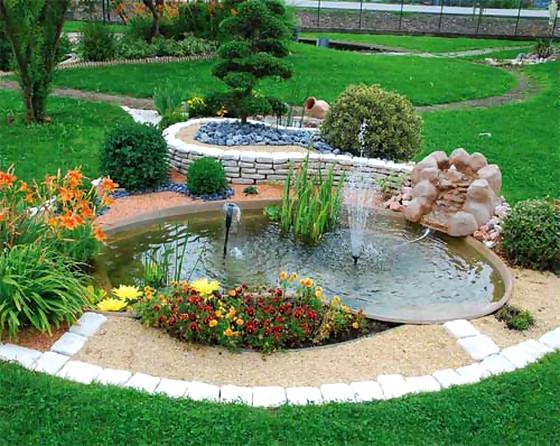 La fattoria di garessio cn laghetti for Pompe per laghetti da giardino
